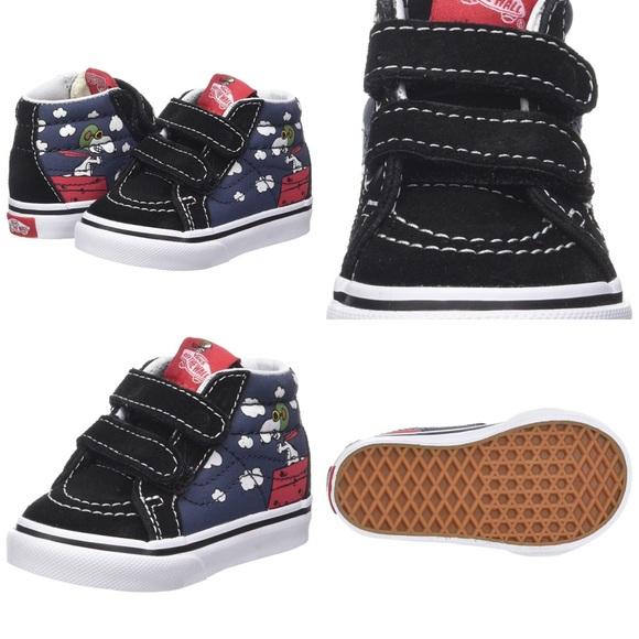 vans kids 9 shoes