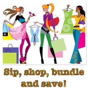 ♥️Sip, shop, bundle and save!♥️