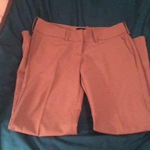 The Limited. Size 8 khaki trousers.