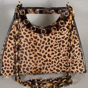 SUSAN BENNIS/WARREN EDWARDS Animal Print Women Bag