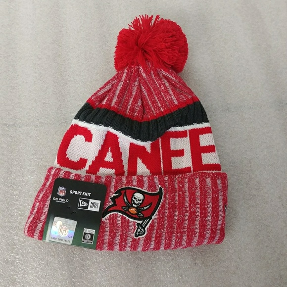 Buccaneers bucs beanie knit winter hat bec63ad5355