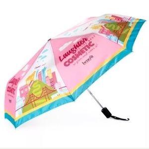 Benefit Cosmetics Compact Umbrella San Francisco