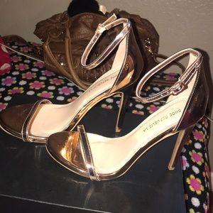 ROSE GOLD Shoe Republic LA✨