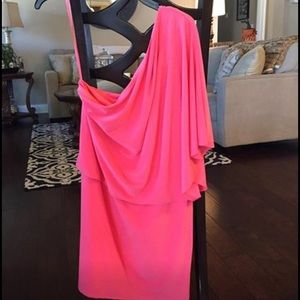 Jessica Simpson one shoulder dress, never worn