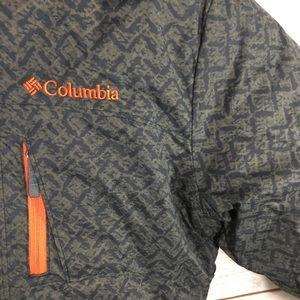 25d827637 Columbia Jackets & Coats - New Columbia Boys Jacket Alpine Free Fall Size S