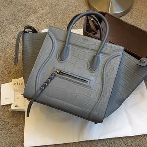 Authentic Celine Phantom purse w/ Samora protector