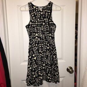 Super comfy cutout dress