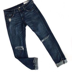 rag & bone • the dre slim boyfriend jeans