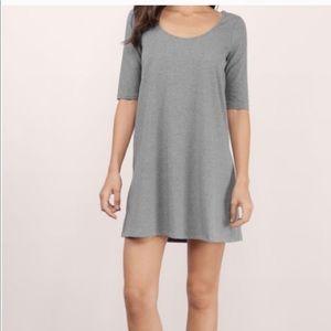 Tobi Gray Dress
