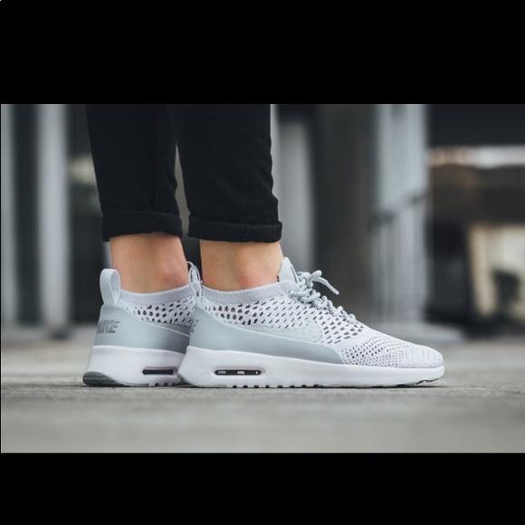 e2b6bc8810 Nike Shoes | W Air Max Thea Ultra Fk Pure Platinum New | Poshmark