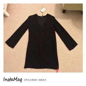 Brandnew Theory Black Dress.