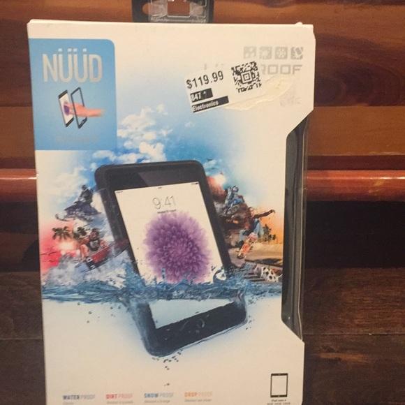 newest ec301 07ff8 LIFEPROOF NUUD iPad mini 4 Case - Black NWT