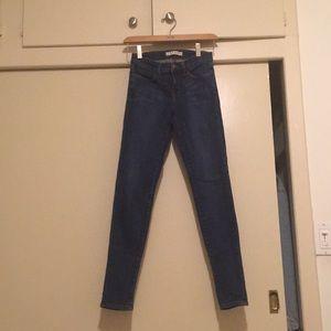 Super skinny J brand jeans