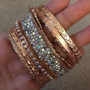 Jewelry - NWOT Bangle Bracelet Set