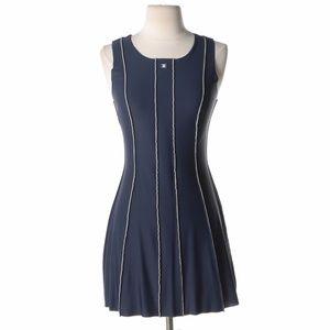 Chanel Tank Dress Navy Short Sz: 34 US 0-2 Mini