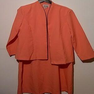 Jackets & Blazers - Dress and Jacket like new condition!
