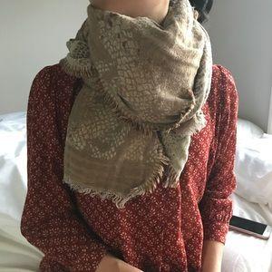 Nordstrom large scarf