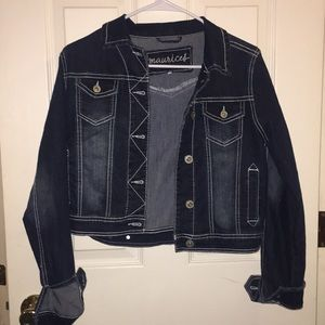 Maurice's Denim jacket.