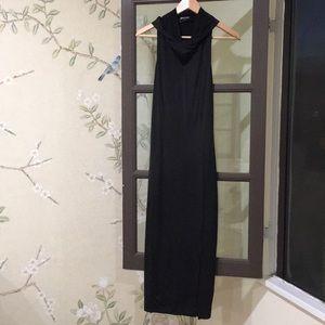Sexy Nasty Gal Bodycon Midi Dress w/Hood