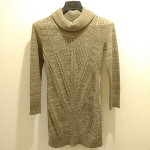 Jessica Simpson cable knit dress