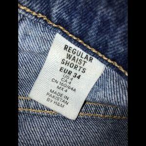 Denim H & M Shorts