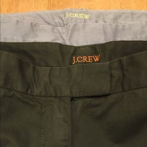 2 Pairs - J Crew City Fit pants both Brand New!