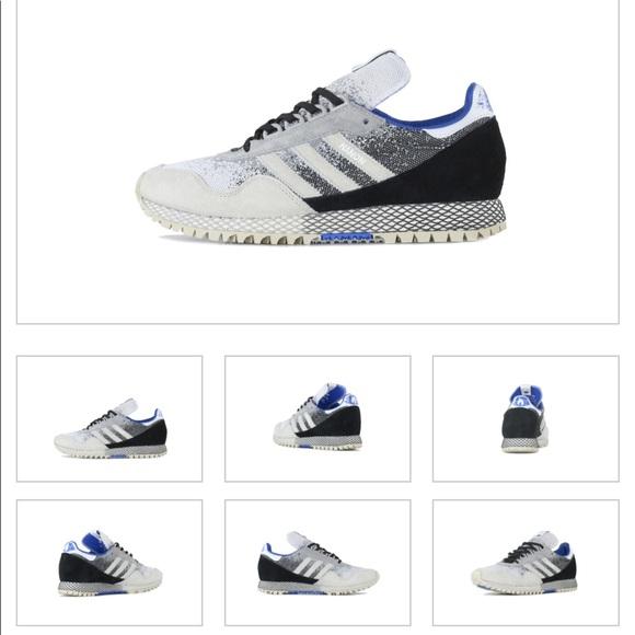 Adidas zapatos x Hanon Nueva York tormenta oscura poshmark