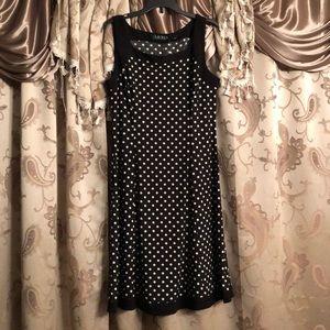 Polkadot Ralph Lauren dress