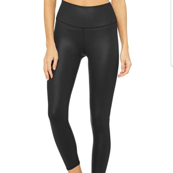 a670c636944bbb Alo yoga 7/8 high-waist airbrush legging. M_5a2c9692f09282fd3803a94c