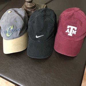 Other - Men's Cap- bundle of Three