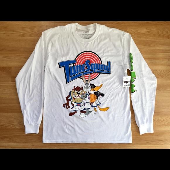 67040bbf Looney Tunes Shirts | Tune Squad Space Jam Tshirt | Poshmark