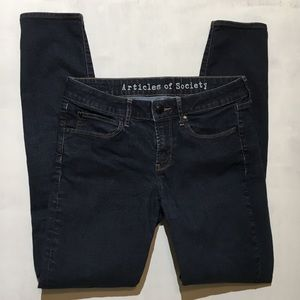 Articles of Society NWOT Skinny Jeans