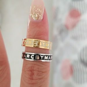 Marc Jacobs ring bundle