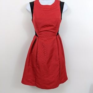 Red & Black Prabal Gurung for Target Dress
