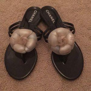 Chanel Sandals 100% Authentic