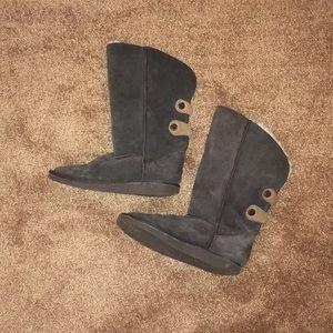 Wool Emu Boots