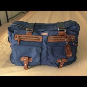 Tumi handbag