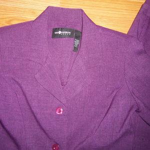 Sag Harbour Women's 3 Piece Dress Suit 8