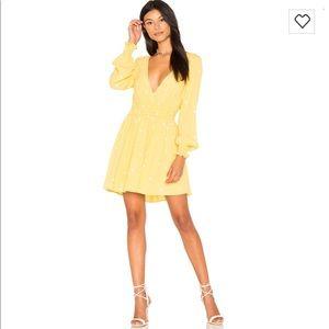 For love and lemons Chiquita dress 🍋