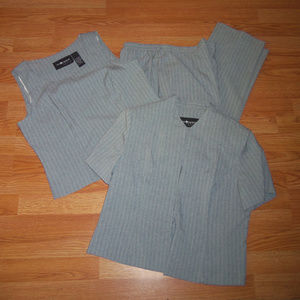 Sag Harbor Dress Petites Women's 3 piece Suit 12P