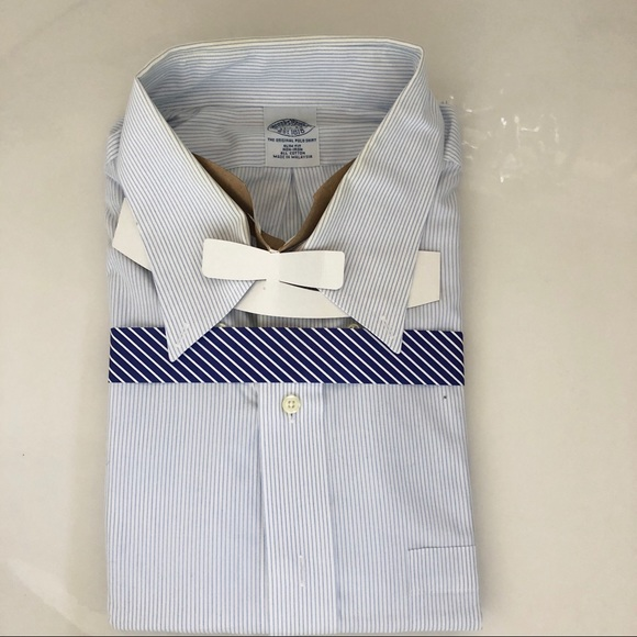 29cf099f Brooks Brothers Other - Brooks Brothers button down blue stripe