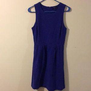 Madewell Blue/Purple Dress size small!!