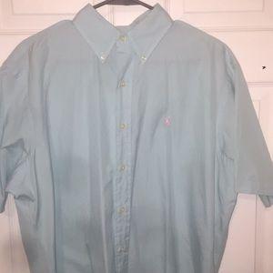 Ralph Lauren Button Down T-Shirt