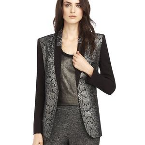 Kenneth Cole snake print blazer