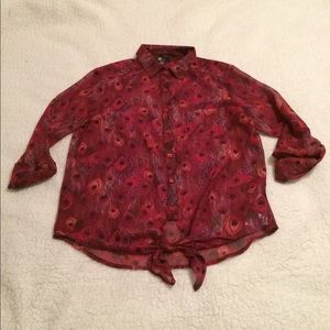 🛍 2 for $5 🛍 Kut From the Kloth Blouse!