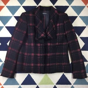Lafayette 148 New York - NWOT Tweed Blazer