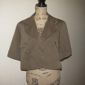 AB Studio Bolero Jacket