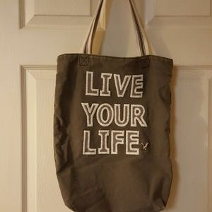 American Eagle Outfitters Canvas Tote