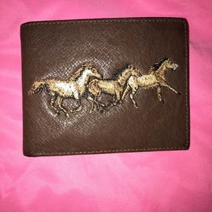 Handbags - Horse Wallet