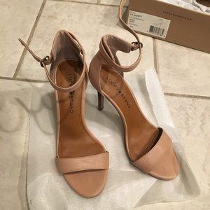 Lucky Brand Juliett Heel